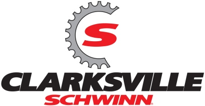 Clarksville Schwinn White